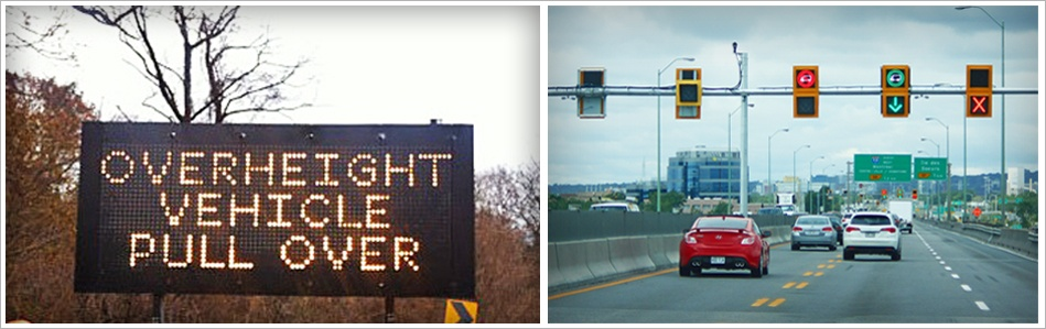 blank out signs vs dynamic message signs